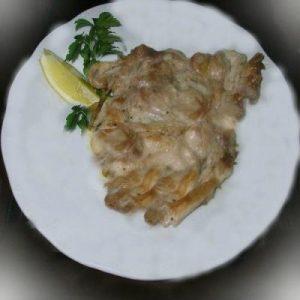 Пилешка пържола от бут на скара