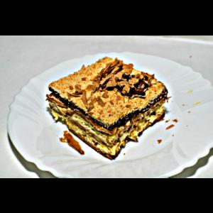 """Бисквитена торта """"Кралска Закуска"""""""