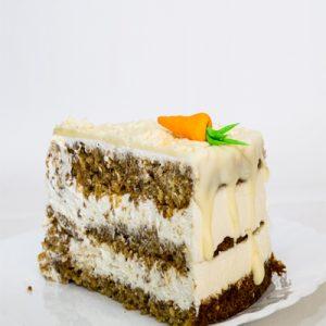 Морковена торта с маскарпоне 0.150кг