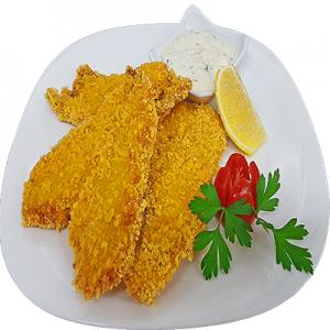 Хрупкави пилешки филенца 0.200кг