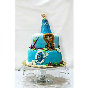 """Торта """"Ледено кралство"""""""