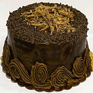 """""""Шоколадова"""" торта"""
