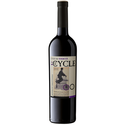 CYCLE Syrah & Viognier – 750мл.