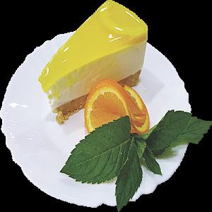 """Торта """"Лимонов чийзкейк"""""""