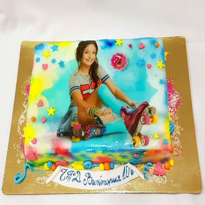 """Торта """"Soy Luna"""""""