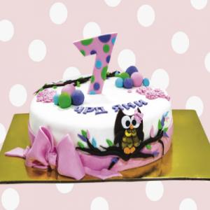Торта с бухалче