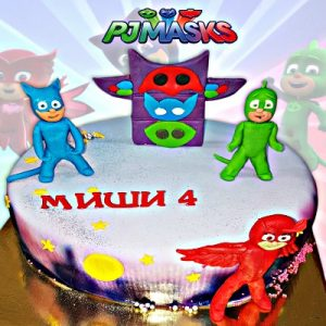 "Торта ""PJ MASKS"""