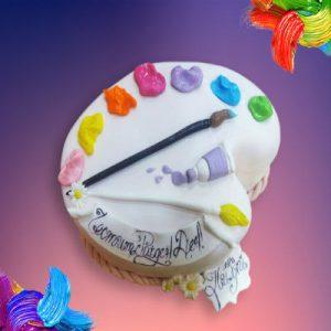 """Торта """"Paint"""""""