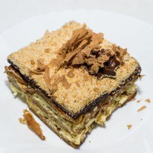 """Торта """"Нутела"""" 0.150кг"""
